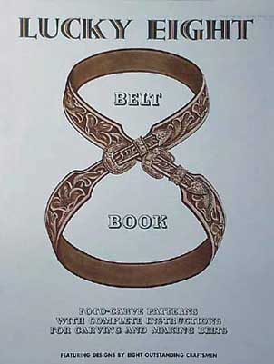Bilde av boken Lucky Eight Belt Book