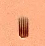 Stangpunsel B 893