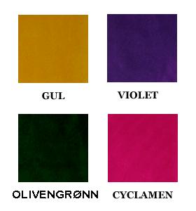 Fargeprøver Narvsverte 250 ml