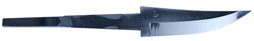 Stefan Broström knivblad, rustfritt