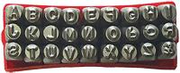 Bokstavsett, 3 mm