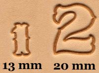Tallsett,13mm,20mm