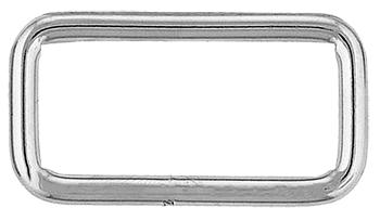 Sveiset sleife, rustfritt stål