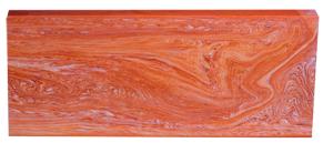 Juma Gem Orange Scale