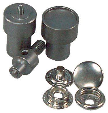 Auto-trykknappverktøy til svingmaskin