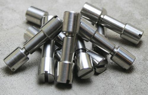 Corby-skruer, rustfritt stål