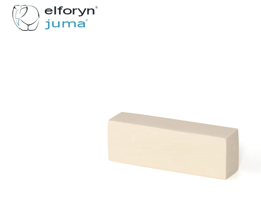 Elforyn Elfenben med struktur (kunstig)