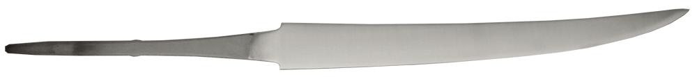 Filet knivblad rustfritt