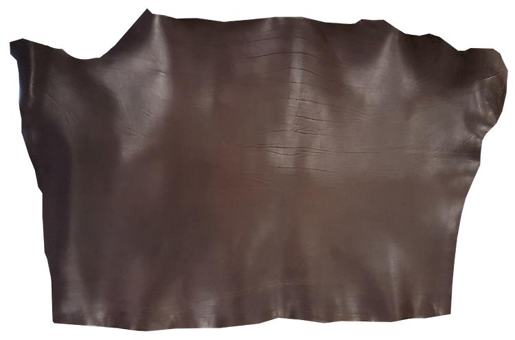 Forpart gjennomfarget mørkebrun-fast