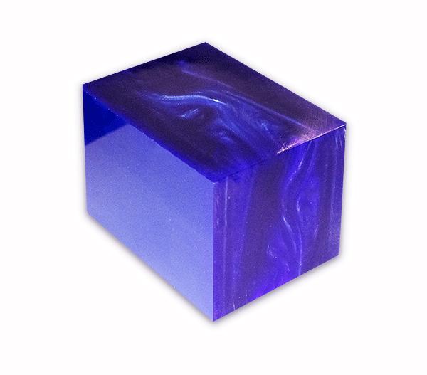 Kirinite Deep Blue Kloss