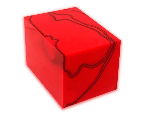 Kirinite Red Devil Kloss