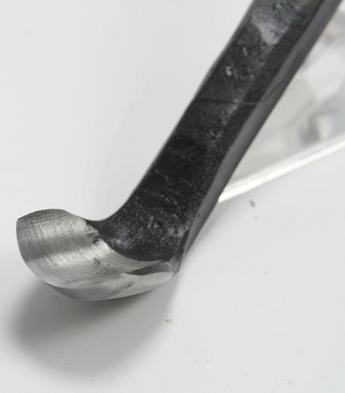 Nedbøyd skulp 16 mm