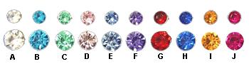 Bilde av diamantnitter