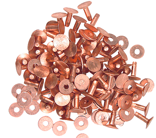 Bilde av kobbernitter