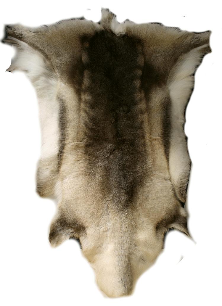 Reinsdyrskinn