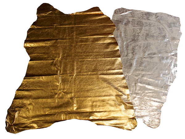 Svineskinn metallic