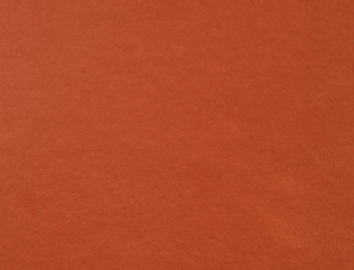 Vulkanfiber, rødbrun