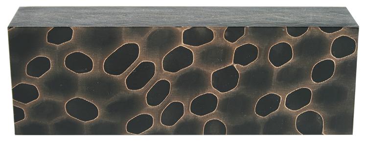 Raffir Noble Wasp Sort og bronse